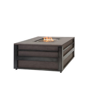 Lucca Square Fire Pit