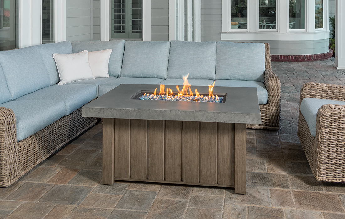 Poly Fire Pit